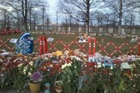 Крематорий на Шафировском на 40-й день после катастрофы А321 усыпан цветами