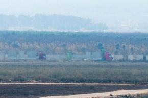 Турция хочет спастись от ИГИЛ 82-километровой стеной на границе с Сирией