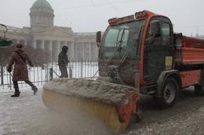 Ночные объезды устроят власти Петербурга для контроля чистоты дорог