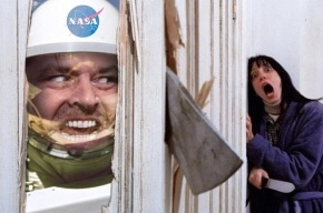 Астронавт из Британии по ошибке позвонил из космоса незнакомой женщине
