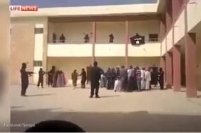 СМИ опубликовали видео, как боевики ИГИЛ делают женщин секс-рабынями