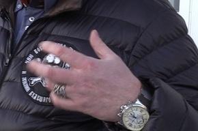 Милонов, предположительно, носит часы за миллион рублей
