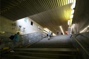 почему было закрыто метро рыбацкое