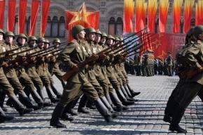 Участок улицы Проезд Девичьего поля в Москве перекроют в связи с подготовкой парада 9 мая