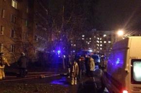 Очевидцы: Баллон газа взорвался в доме на улице Шишкова