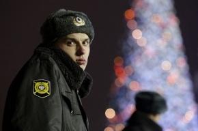 Почти полторы тысячи полицейских встретят Новый год на посту