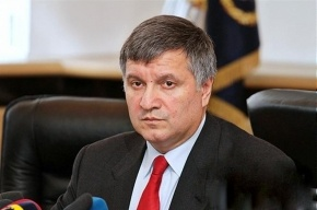 Аваков плеснул водой в лицо Саакашвили и назвал его «ошизевшевшим популистом»