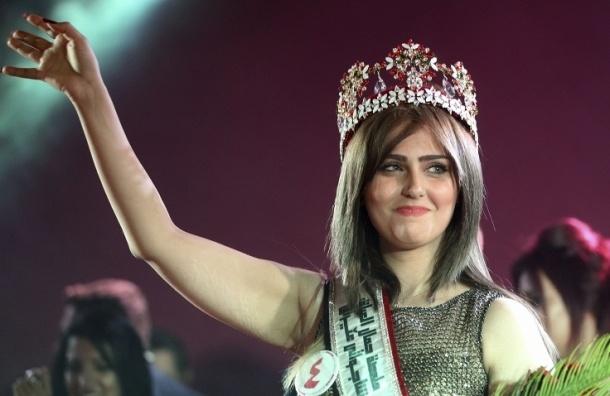 Впервые за 43 года в Ираке прошел конкурс красоты