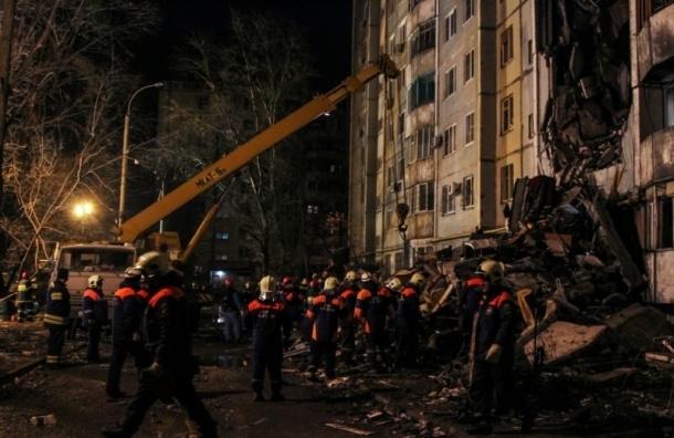 Криминалисты нашли следы взрывчатки в рухнувшем доме в Волгограде