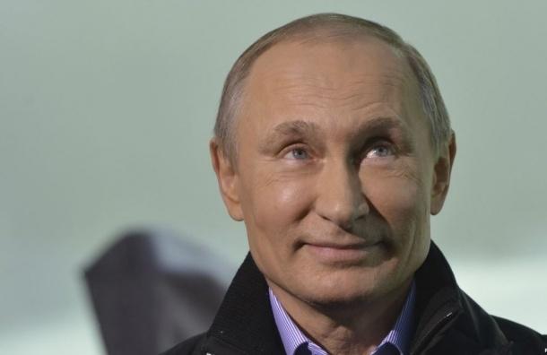 Путина включили в список «Глобальных мыслителей»