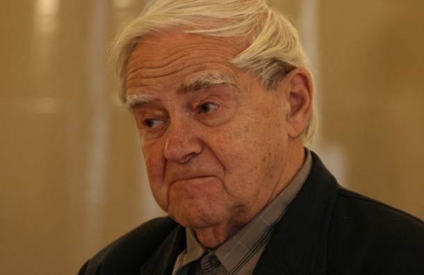 Писатель Даниил Гранин отмечает 97-летие