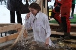 Крещение 19 января 2016 года в Петербурге, фото: Николай Борисов, МР: Фоторепортаж