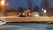 Фоторепортаж: «Снег, снежок, снежище!»
