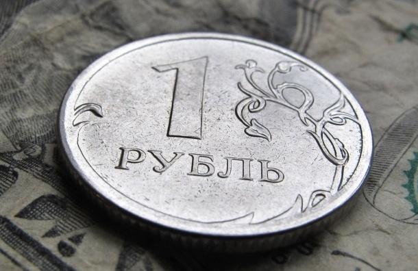 Рубль укрепился после утреннего резкого падения