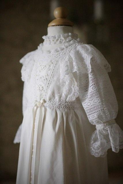 _Крестильные платья