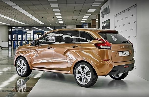 «АвтоВАЗ» озвучил цены на Lada XRay