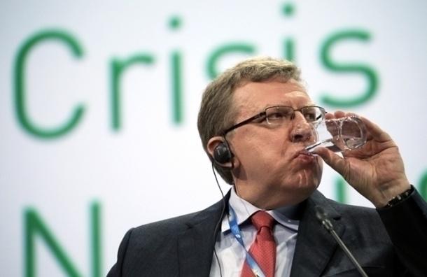 Кудрин: Нефть может упасть до $18 за баррель