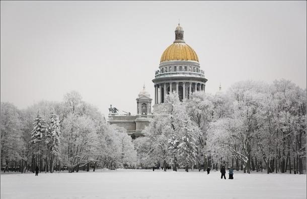 Тридцатиградусный мороз завтра обещают в Ленобласти