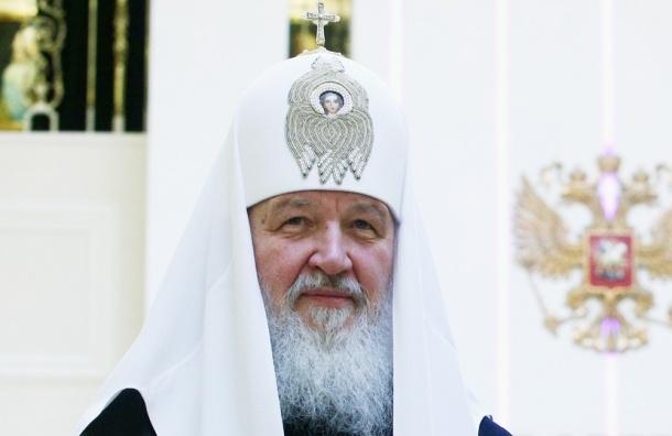 Патриарх Кирилл обратился к украинской пастве