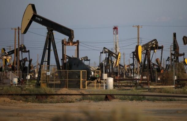 Цена на нефть рухнула сразу на 5%