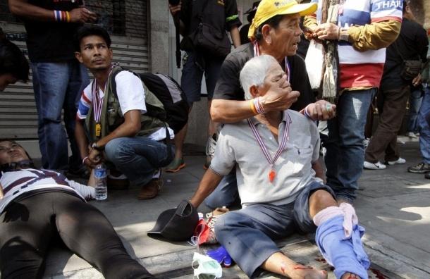 Два взрыва произошли в ресторане Тайланда