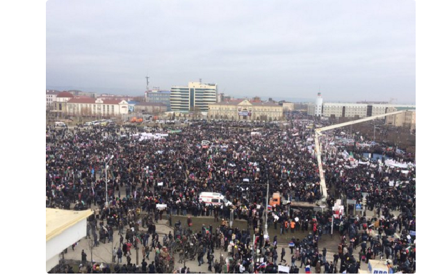 Кадырова видят президентом России