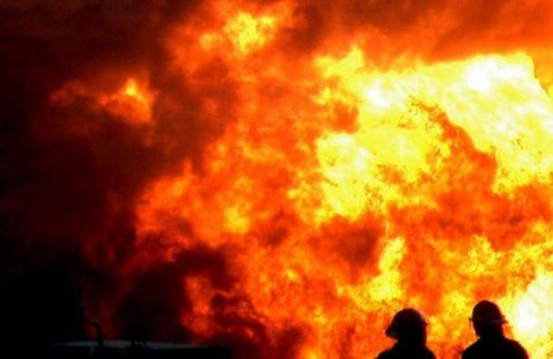 Новый год в Подмосковье закончился пожаром и гибелью подростка