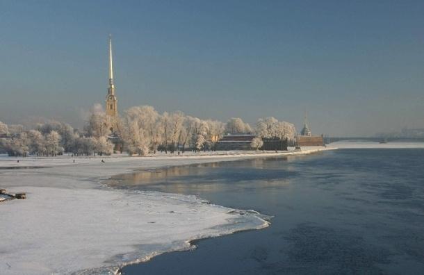 Сильный холод придет в Петербург в ближайшие дни