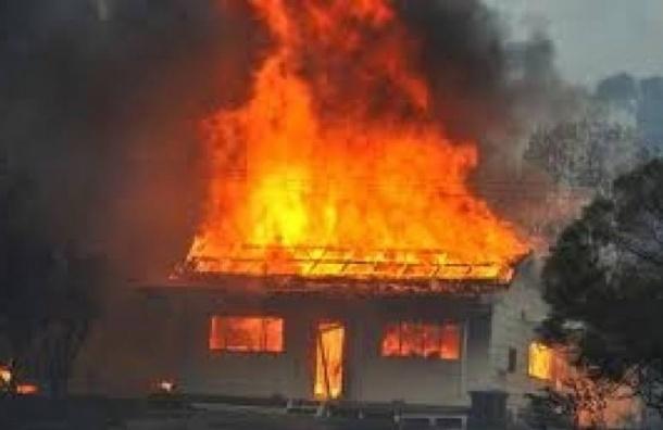 Пятеро детей погибли на пожаре в Татарстане