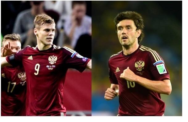 Кокорин и Жирков переходят в «Зенит»