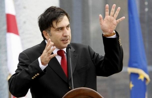 Саакашвили случайно раскрыл позиции украинских военных в Донбассе