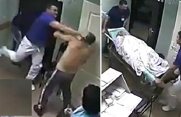 Врача, который избил до смерти пациента, задержали в Белгороде