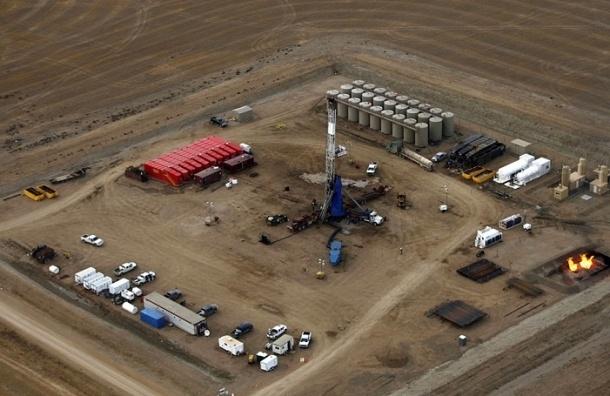 Стоимость нефти из Северной Дакоты опустилась ниже нуля