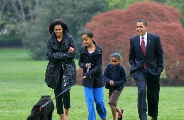 Житель Америки спланировал кражу собаки у Обамы