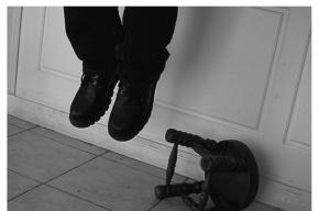 Подросток свел счеты с жизнью после ссоры с родителями