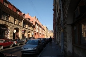 Наркомана с белым порошком в кармане задержали в Банковском переулке