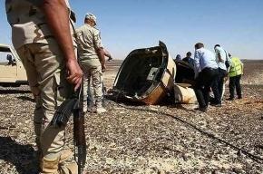 Песков отказался комментировать новость о личности террористов, взорвавших А321