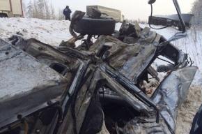 Четыре человека, включая техдиректора компании «Гиперборея», погибли на трассе «Россия»