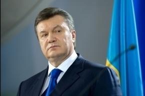 Янукович лидирует в голосовании за звание символа коррупции