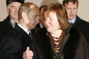 Песков не стал комментировать новые отношения Людмилы Путиной