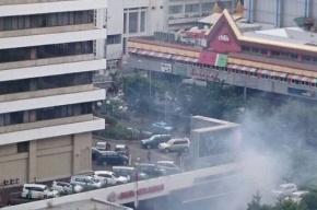 Серия взрывов произошла в Индонезии