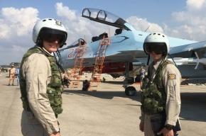 Хор Валаамского монастыря приехал на базу РФ в Сирии
