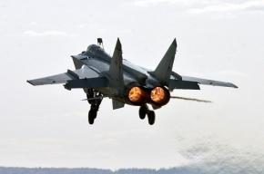 Истребитель МиГ-31 разбился под Красноярском