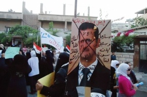 Сирийская оппозиция вылетает в Женеву для участия в переговорах
