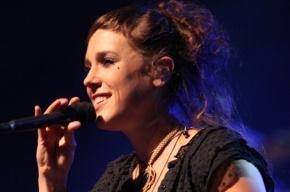 Певица Zaz приедет в Петербург 13 апреля