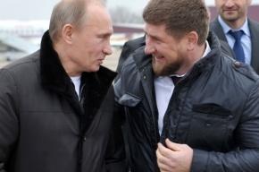 Путин назвал работу Кадырова эффективной