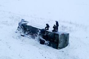 Количество пострадавших паломников в аварии под Саратовом увеличилось до 26