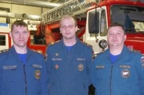 Сотрудники МЧС спасли провалившегося под лед Финского залива рыбака