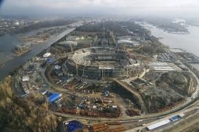 «Зенит-арену» достроят к сентябрю 2016-го года