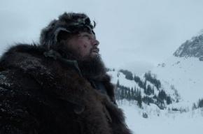 Ди Каприо номинирован на «Оскар» за «Выжившего»